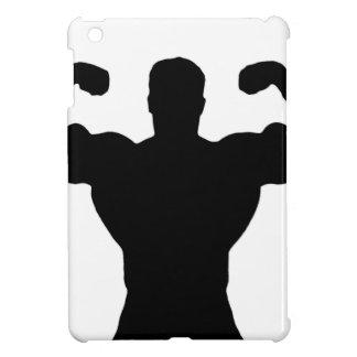silueta del bodybuilder