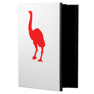 Silueta del Dinornis (roja)