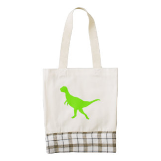Silueta del dinosaurio (verde)