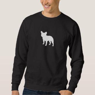 Silueta del dogo francés jersey