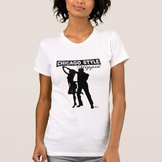 Silueta del negro de las camisetas sin mangas de