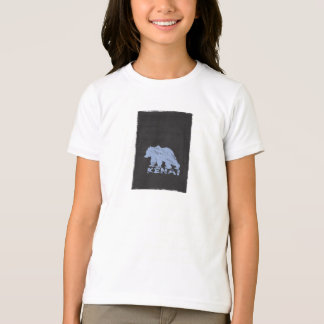 Silueta Disney de Kenai del oso de Brother Poleras