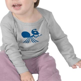 Silueta Disney de Rosie de la vida de un insecto Camisetas