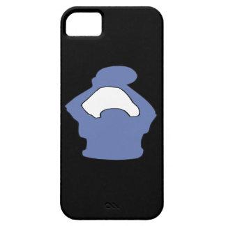 Silueta iPhone 5 Carcasa