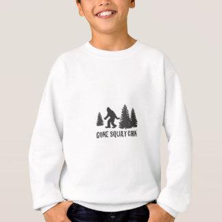 Silueta ida de Squatchin Camisas