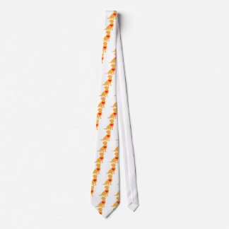 Silueta mezclada de la raza corbata personalizada