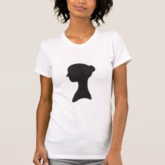 silueta camiseta