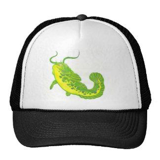 Siluro afortunado gorra