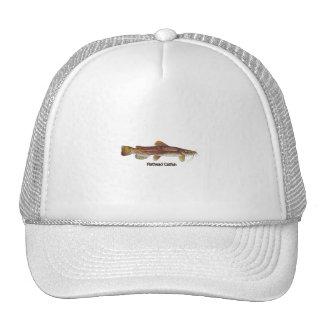 Siluro de cabeza llana gorras de camionero