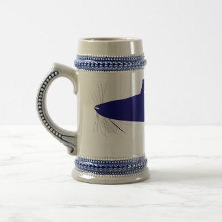 Siluro del siluro jarra de cerveza