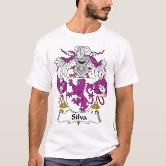 Silva Family Crest T-Shirt