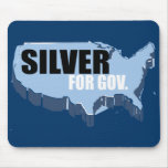 SILVER 2010 MOUSE PADS