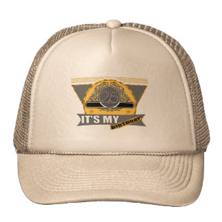 Silver 25th Birthday Gifts Trucker Hat