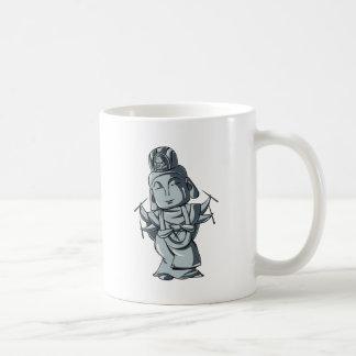Silver accomplishing pulling out English story Coffee Mug