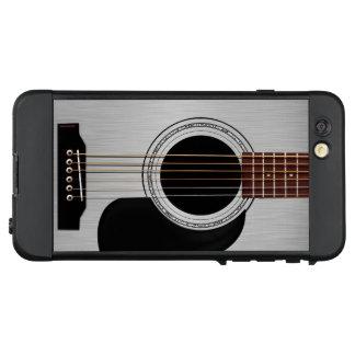 Silver Acoustic Guitar LifeProof NÜÜD iPhone 6 Plus Case