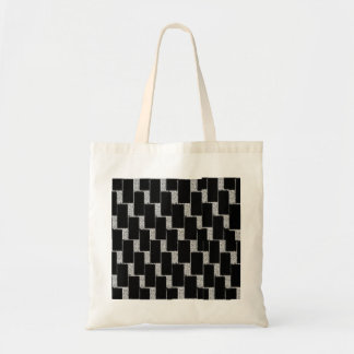 Silver and Black Illusion Bags