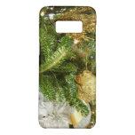 Silver and Gold Christmas Tree I Holiday Case-Mate Samsung Galaxy S8 Case
