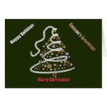 Silver And Gold Greeting Cards