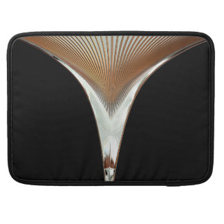 Silver and Gold Grill MacBook Pro Sleeve