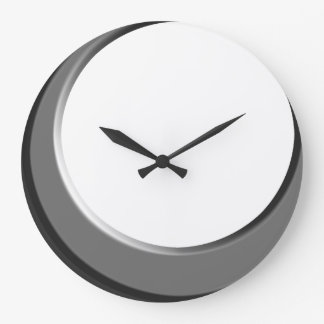 Designer Kitchen Wall Clocks 50 cool and unique wall clocks you can buy right now Silver And White Retro Modern Kitchen Wall Clock