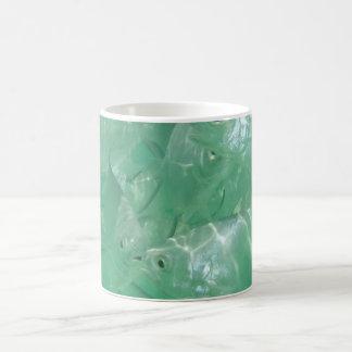 Silver Angel Fish mug