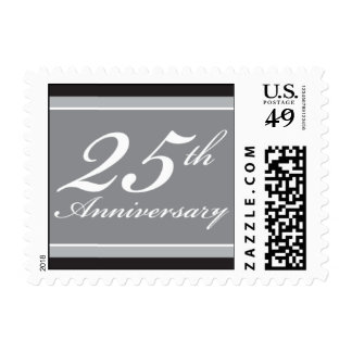 Silver Anniversary Blocks Stamps