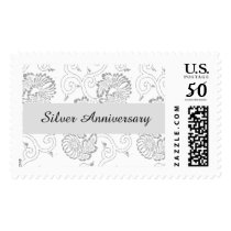 Silver Anniversary Stamps