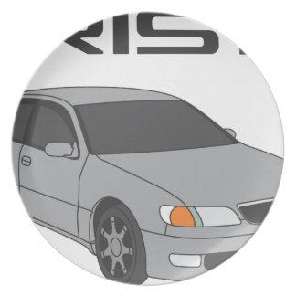 Silver Aristo Plate