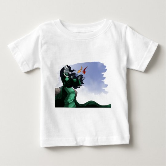 Silver Baby T-Shirt