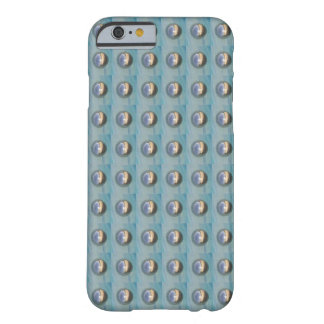 Silver Ball Bearings Barely There iPhone 6 Case