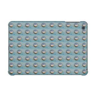 Silver Ball Bearings iPad Mini Retina Covers