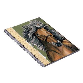 Silver Bay Icelandic Notebook