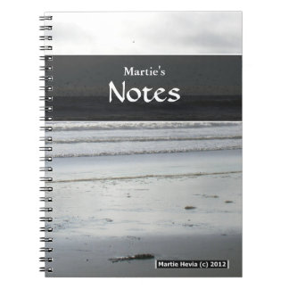 Silver Beach Notebook