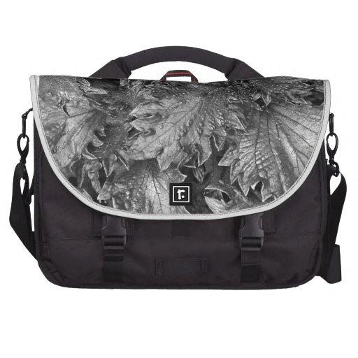 Silver Beauty Laptop Commuter Bag
