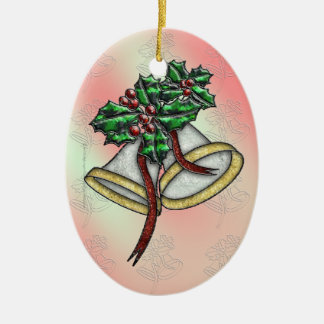 Silver Bells Ornament