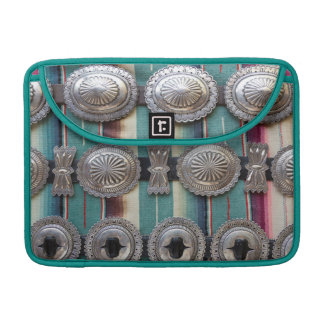Silver belts for sale, Santa Fe, New Mexico. USA Sleeve For MacBooks