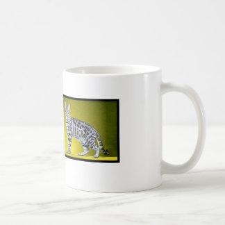 Silver Bengal Mug