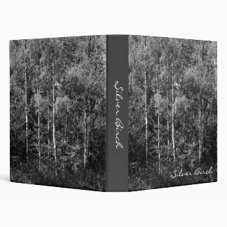 Silver Birch Trees Binders
