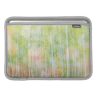 Silver Birch Trees MacBook Air Sleeve