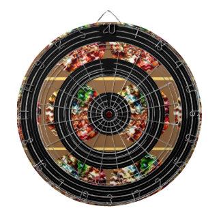 Silver Black Wheels - Happy Times Dartboards
