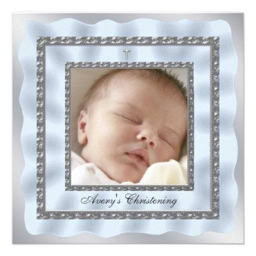 Invitations Baptism Boy with adorable invitation ideas