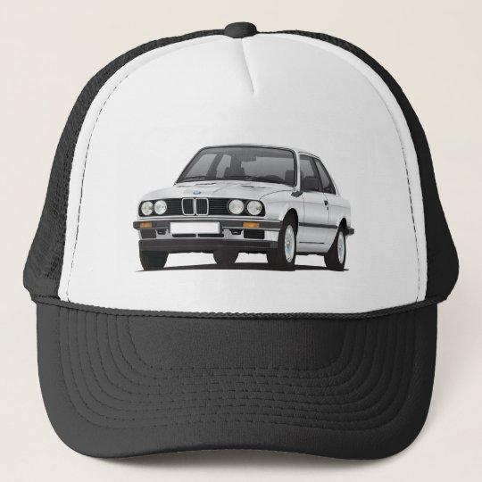 Silver BMW 3 series (E30) Trucker Hat  e422d4d9422