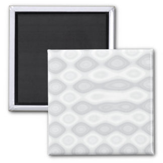 Silver Brushed Steel Look Background Magnet