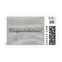 Silver Bubbles postage stamps, Congratulations