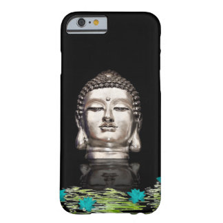 Silver Buddha Head Statue Barely There iPhone 6 Case