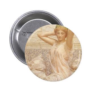 Silver by Albert Joseph Moore, Victorian Fine Art Buttons