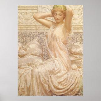 Silver by Albert Joseph Moore, Victorian Fine Art Print