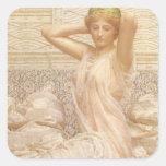 Silver by Albert Joseph Moore, Victorian Fine Art Stickers