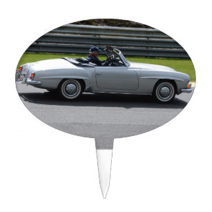 Convertible Car Cake Toppers Zazzle