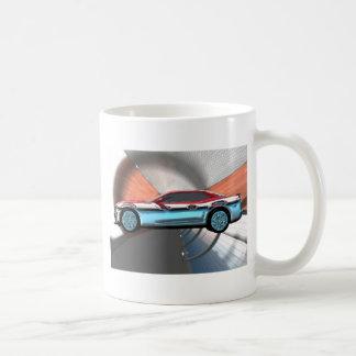 Silver Camero Coffee Mug